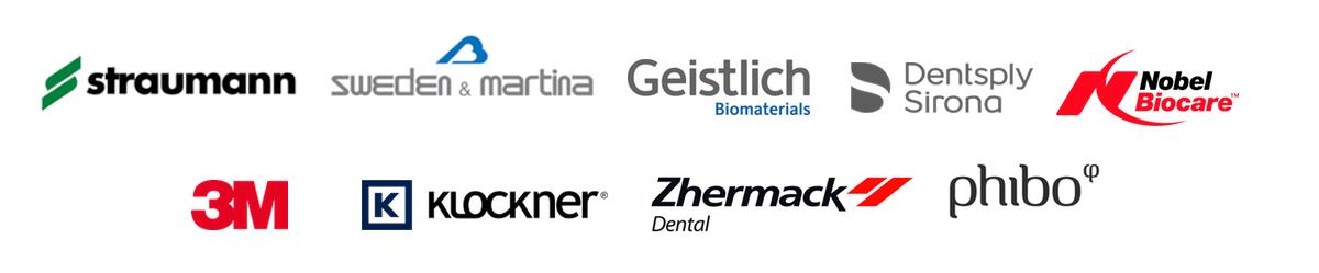 marcas implantes dentales