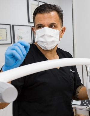 odontólogo en alicante